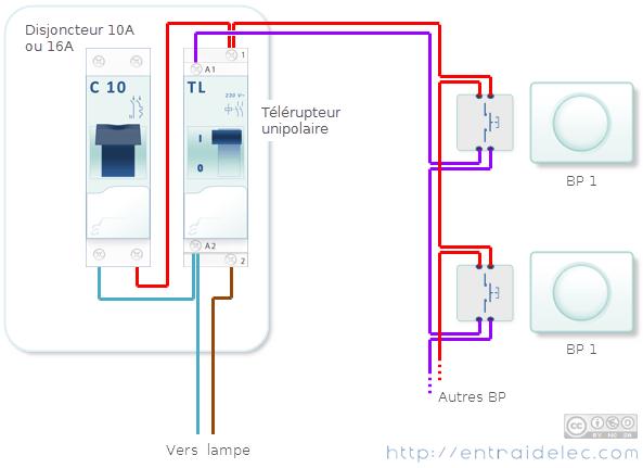 Quelques liens utiles - Branchement d un telerupteur ...